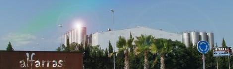 Produktion in Alfarrasi