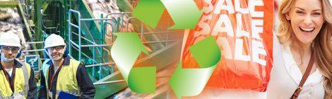 Das neue Recyclingwerk