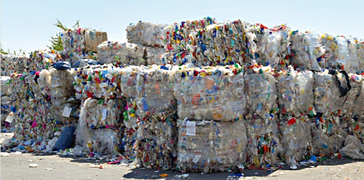 Picda Recycling Ballen