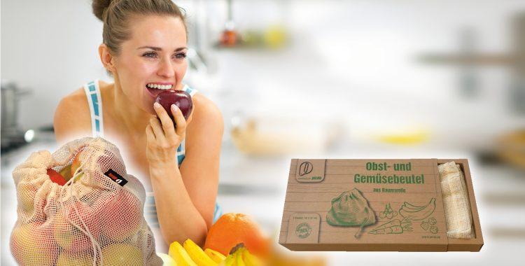 Neu! Obst- und Gemüsebeutel
