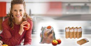 Neu – Obst- & Gemüsebeutel